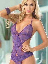 Galerry lace dress underwear