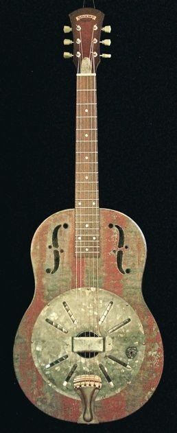 Donmo Resonator Guitars Rustbucket, Australia