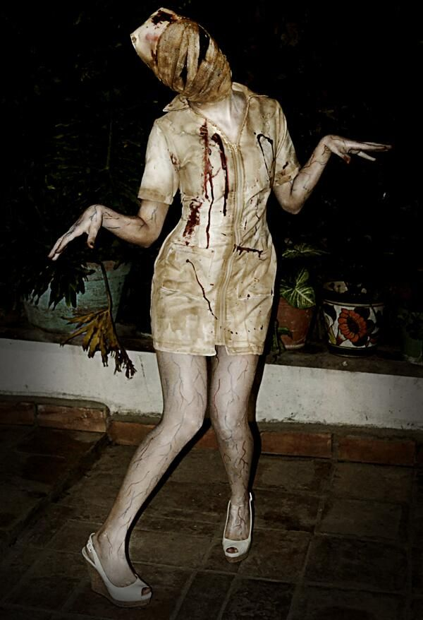 Halloween Costume Silent Hill Nurse