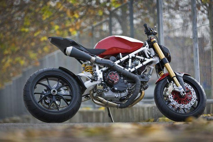 RAD02 Pursang by Radical Ducati