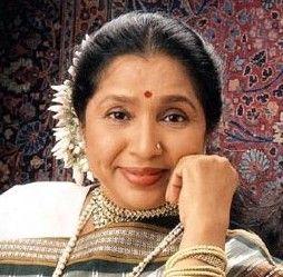 The Legend Asha Bhosle #india