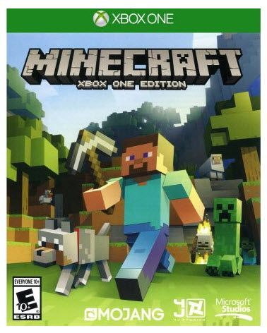 Minecraft Games for Xbox One $13.90 - http://www.swaggrabber.com/?p=305366