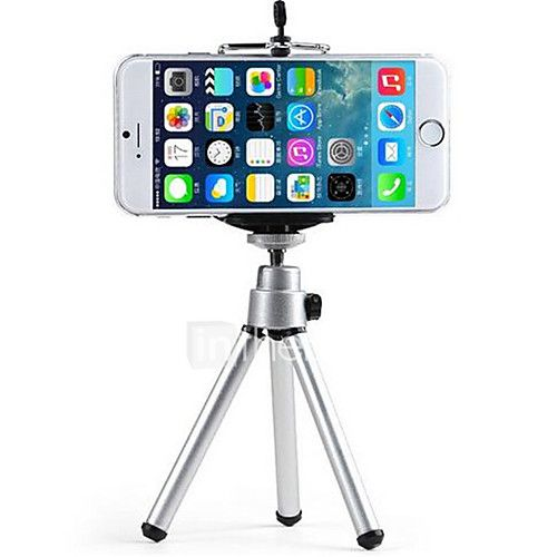 Mini Mobile Phone Camera Tripod Stand Clip Bracket Holder Mount Adapter For Self-Timer Phone Soporte For iphone Samsung Camera - USD $5.99 ! HOT Product! A hot product at an incredible low price is now on sale! Come check it out along with other items like this. Get great discounts, earn Rewards and much more each time you shop with us!