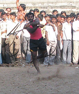 Indian Martial arts: Varma kalai