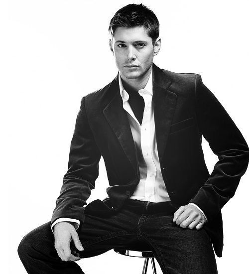 Jensen Ackles/Dean Winchester. This is inspirational. So I'm leaving it here.