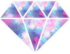 diamante galaxia quitado de tumblr