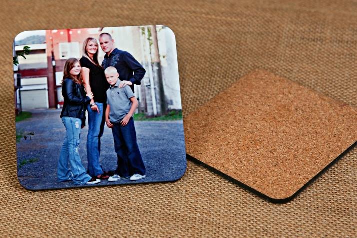 BRI Photo Coasters