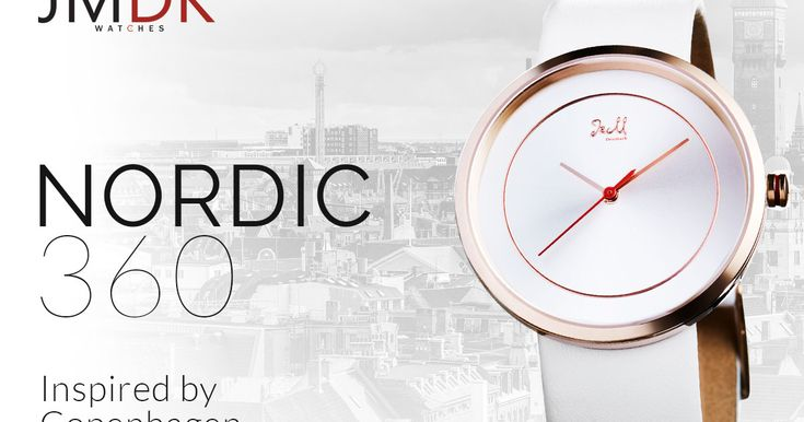 J&M NORDIC360 watch collection - Time is Yours | Indiegogo
