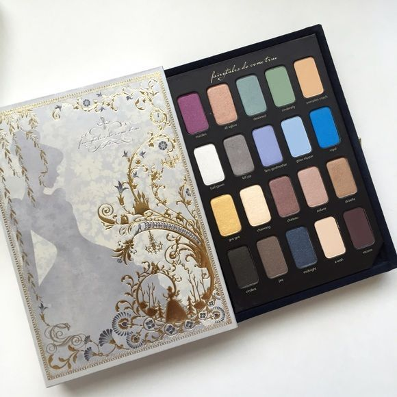 Cinderella Sephora Storybook Eyeshadow palette Brand NEW. Never touched, limited…