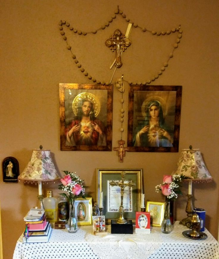 858 Best Catholic Home Decor Images On Pinterest