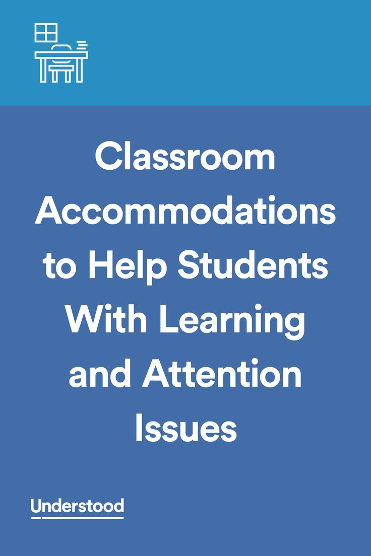 346 best Accommodations for Students images on Pinterest | Teaching ...