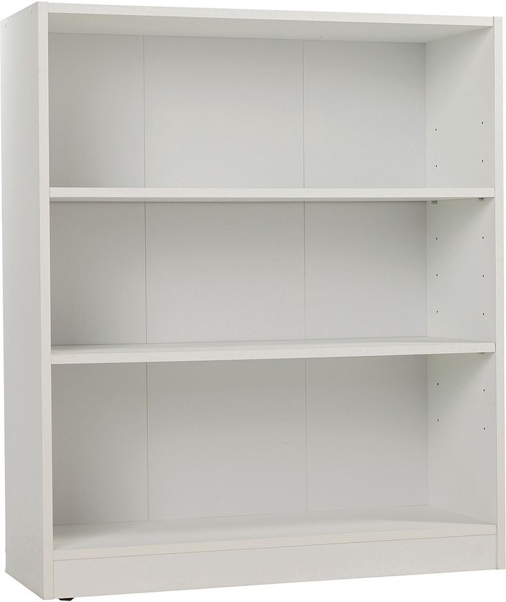 buy maine small extra deep bookcase white at argoscouk your