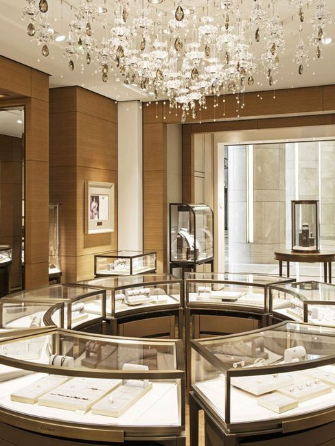 108 Best Jewelry Store Lighting And Design Images On Pinterest