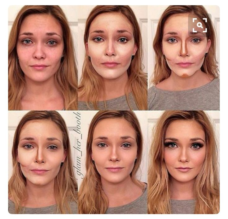 41 best The power of contouring / make up images on Pinterest ...