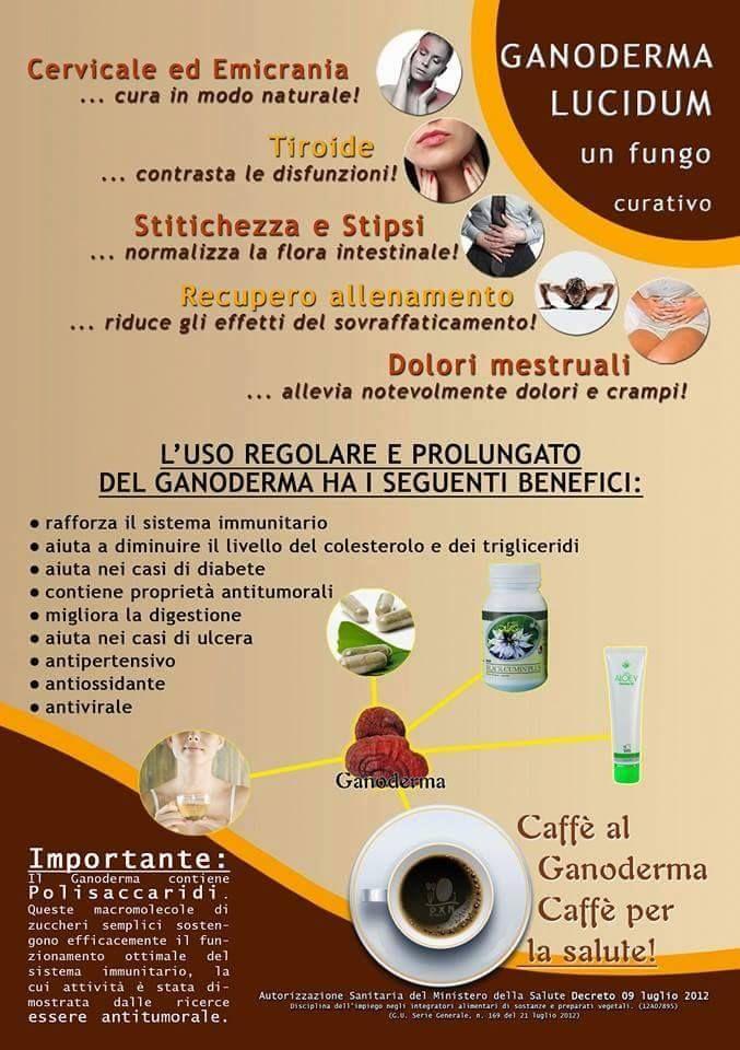 Scopri tutti i #benefici del #ganoderma. Seguici su www.ganoderma-salute.com?utm_content=buffer5369f&utm_medium=social&utm_source=pinterest.com&utm_campaign=buffer
