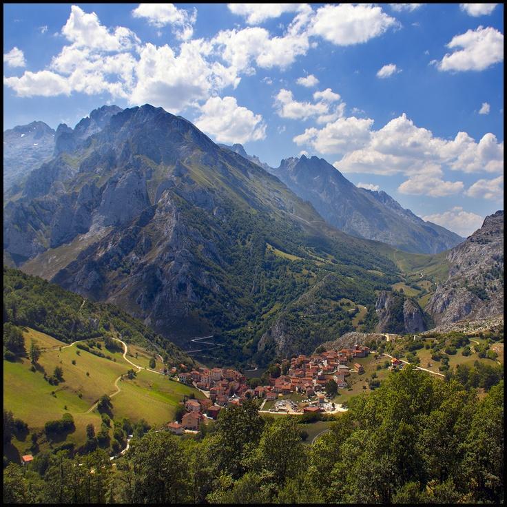 #Sotres #Asturias