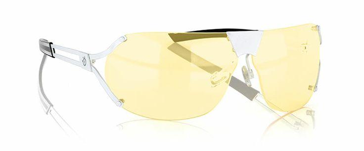 Gunnar Technology Eyewear Official Store, STEELSERIES DESMO, snow onyx, Gaming Eyewear, DES