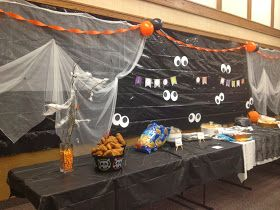 ward halloween party ideas