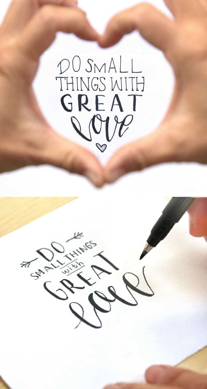 Favorite Hand Lettering And Art Classes To Take Online Classe S