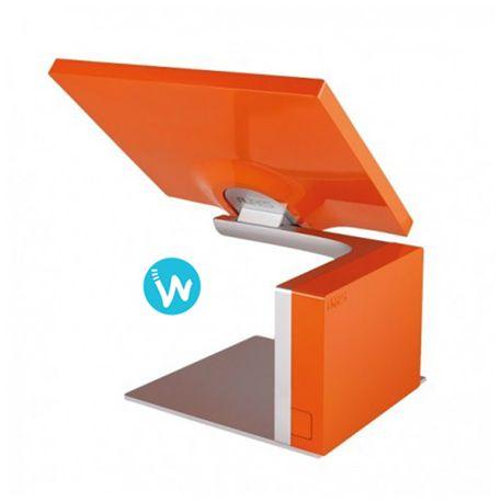 Nous vous proposons un pack caisse enregistreuse tactile Sango i3 avec imprimante ticket. Un terminal étudié pour libérer l'espace sur votre plan de travail.