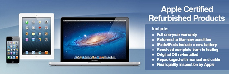The Best Deals On iPods, iPads And Macs Are On Apple's eBay Store   ZAGGblog