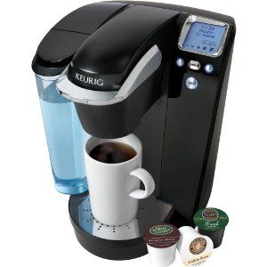 An Opera Singer in the Kitchen: Keurig K75 Platinum Single-Cup Coffeemaker Giveaway