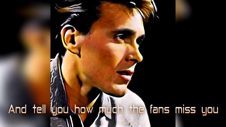 "Kid Norkjen ""We miss you "" Billy Fury"