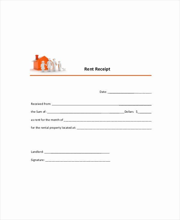 Rental Receipts Template Word Inspirational Rent Receipt Template 11 Free Word Pdf Documents Receipt Template Free Receipt Template Templates