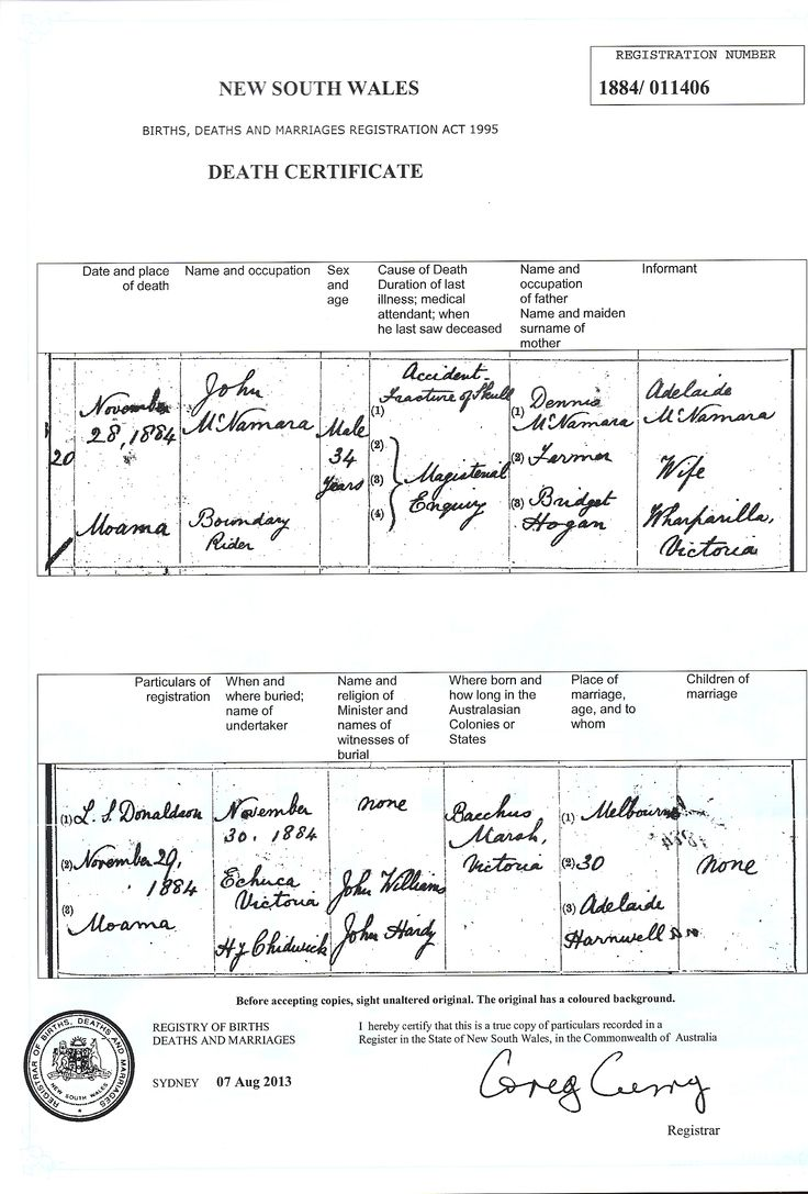 John McNamara - View media - Ancestry.com.au
