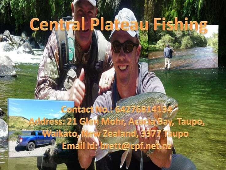 Are you planning to engage in fishing activity on the  lake? If yes, Fishing Lake Taupo, NZ lets you access unparalleled fishing grounds. Central Plateau Fishing is popular for its range of trout fishing lake packages. Enjoy personalized boat fishing or fly fishing charter experience like never before in Taupo, NZ.