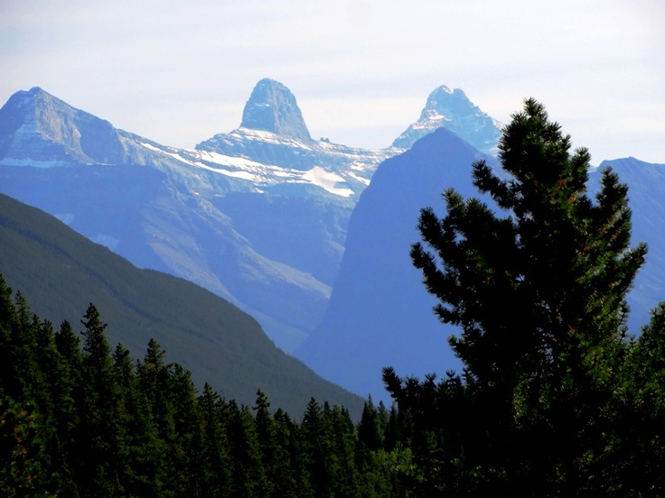 Jasper Banff Park Ice-Highway
