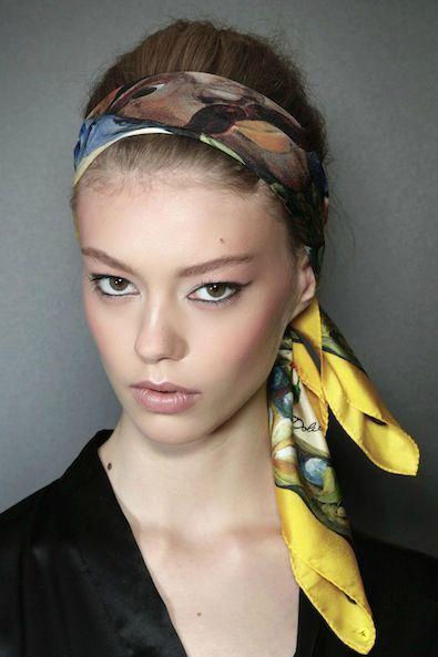 Retro Style Headscarf