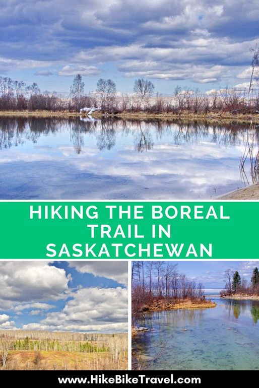 Hiking the Boreal Trail in Saskatchewan