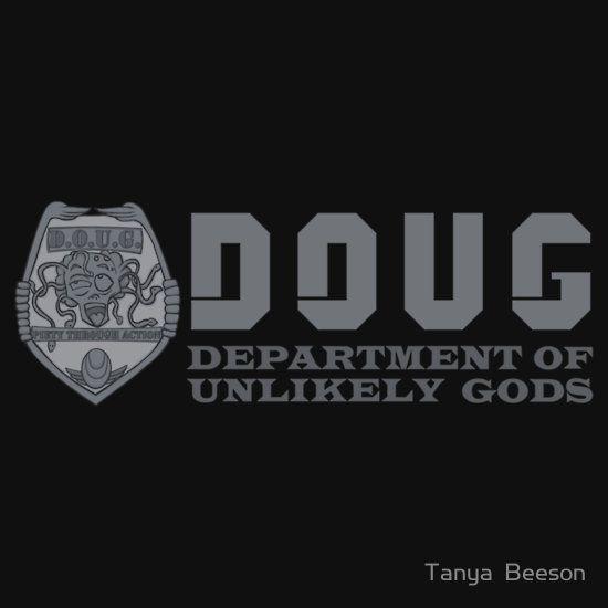 Doug t shirt doug logo