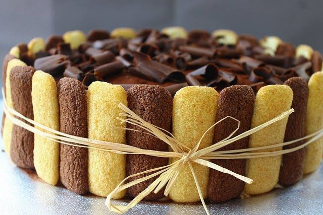 La Trappola Golosa  : Torta tiramisù e buon compleanno