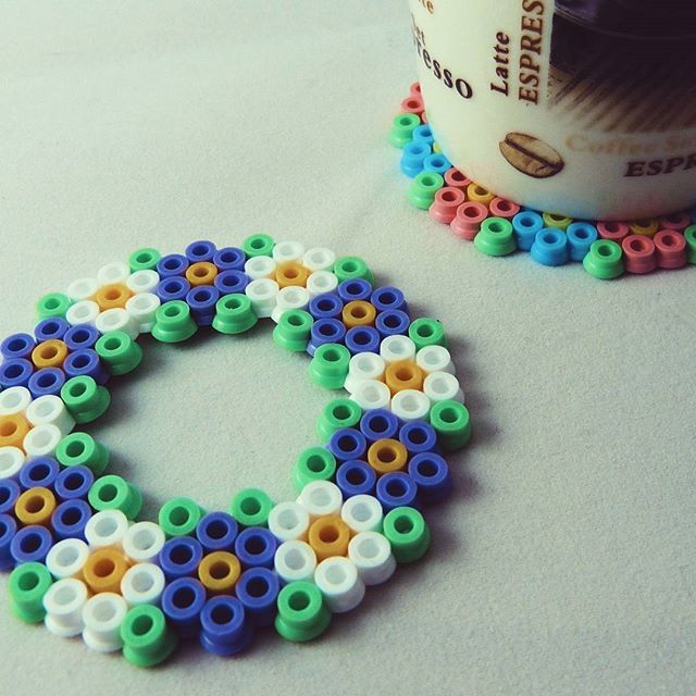 ikea pyssla beads instructions