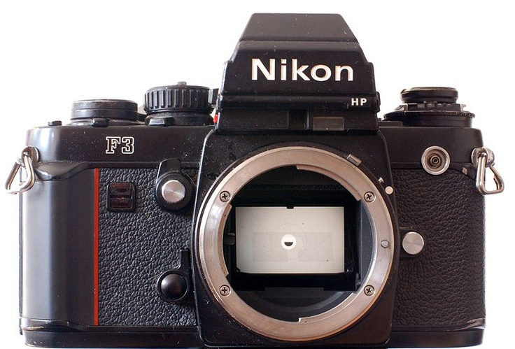Nikon F3 HP was my work horse camera for a long time.  Solid with the smoothest crank I ever used.