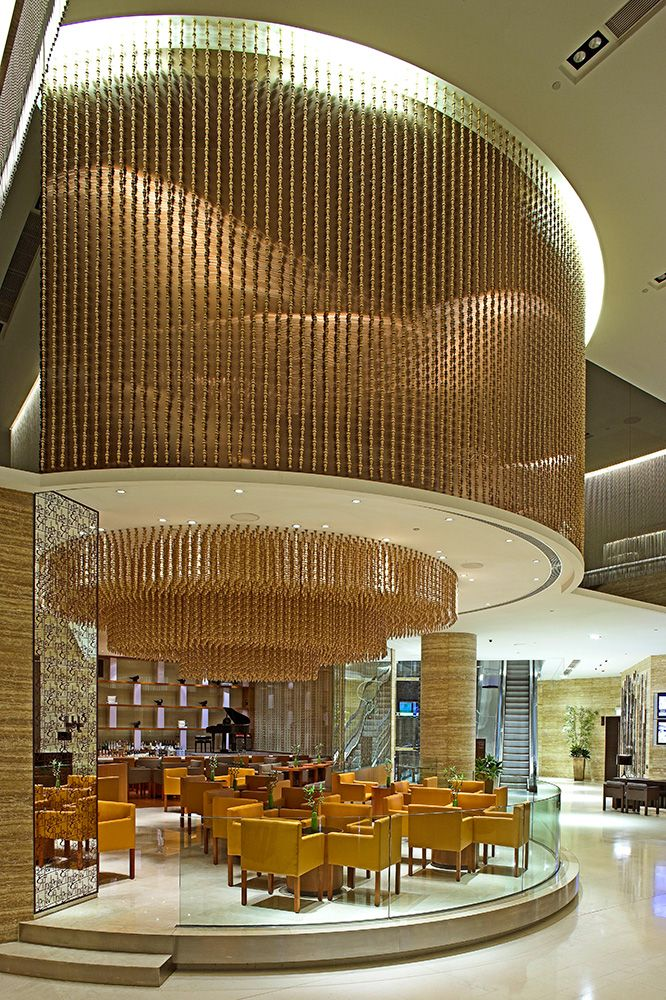 Restaurant At The Novotel Citygate Hotel Hong Kong By Steve Leung