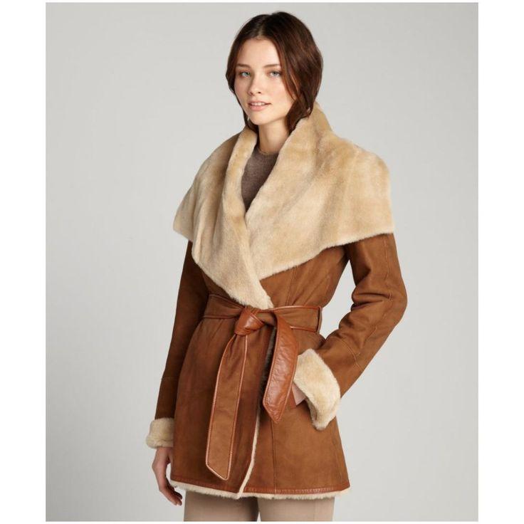Finest Shearling Coats Designs