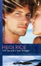 Surf, Sea and a Sexy Stranger by Heidi Rice