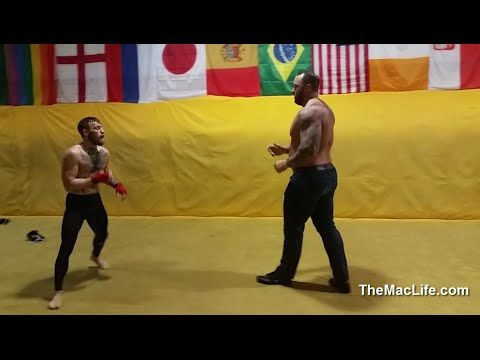 Conor McGregor vs. The Mountain Full Bare-Knuckle Fight Video - http://www.lowkickmma.com/UFC/conor-mcgregor-vs-the-mountain-full-bare-knuckle-fight-video/