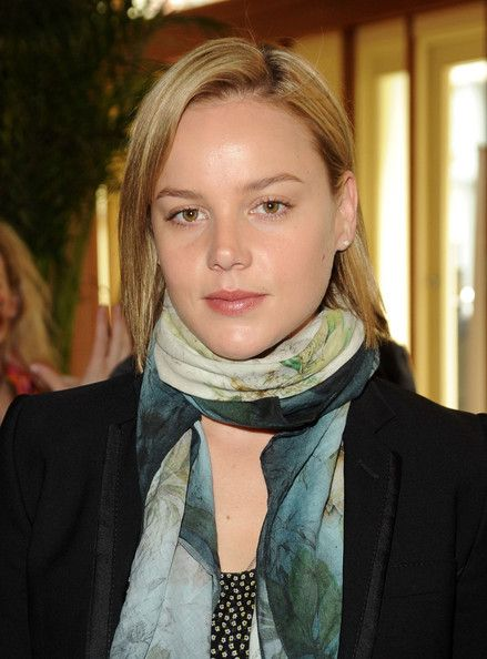luxurious Abbie Cornish... Fabulous Hairstyles... In April 2010, Cornish was cast in Limitless, the film adaptation of the novel The Dark Fields,[7] directed by Neil Burger and also starring Bradley Cooper and Robert De Niro.