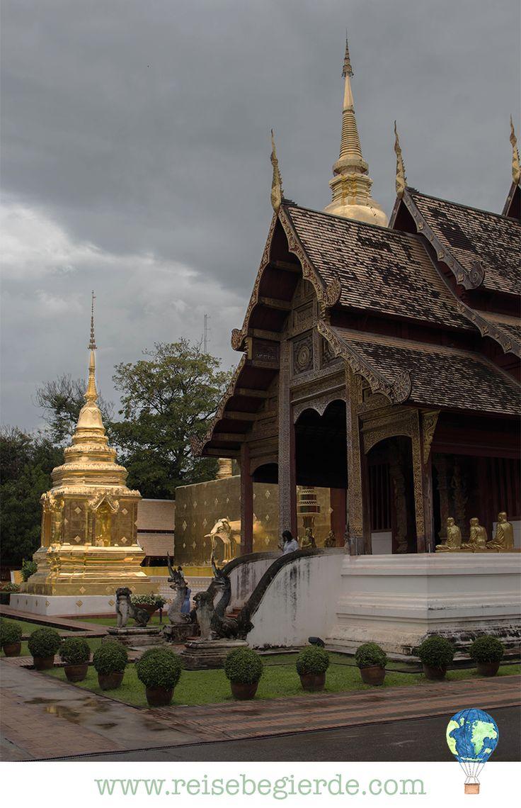 3 Wochen Rundreise Thailand | Die Route und Unterkünfte unserer Reise.