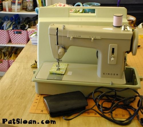 how to shop for a sewing machine !
