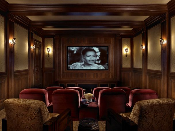 Theater/Man Cave Inspiration