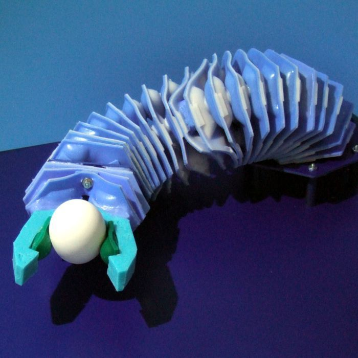 Soft Robots: Make An Artificial Muscle Arm And Gripper instructable by mikey77