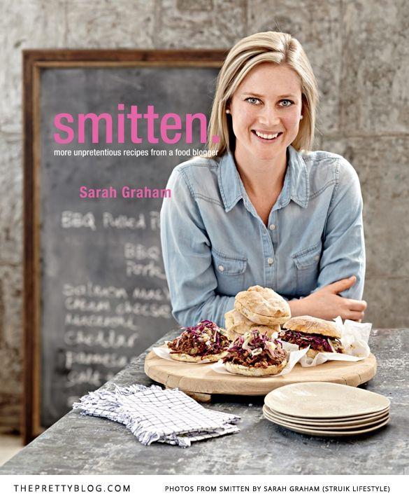 WIN a copy of Sarah Grahams latest book, smitten   Photos: Smitten by Sarah Graham (Struik Lifestyle)
