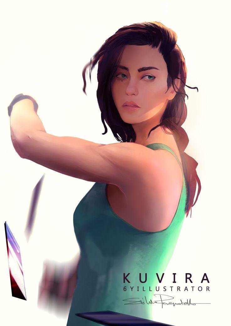 Kuvira   Book 4: Balance   Legend of Korra   Avatar