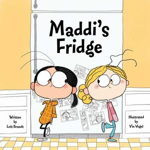 Maddi's Fridge (9781936261291) — This is more than a book about child hunger in America—this is a story of friendship. Read our review: http://fwdrv.ws/1mfb6iU