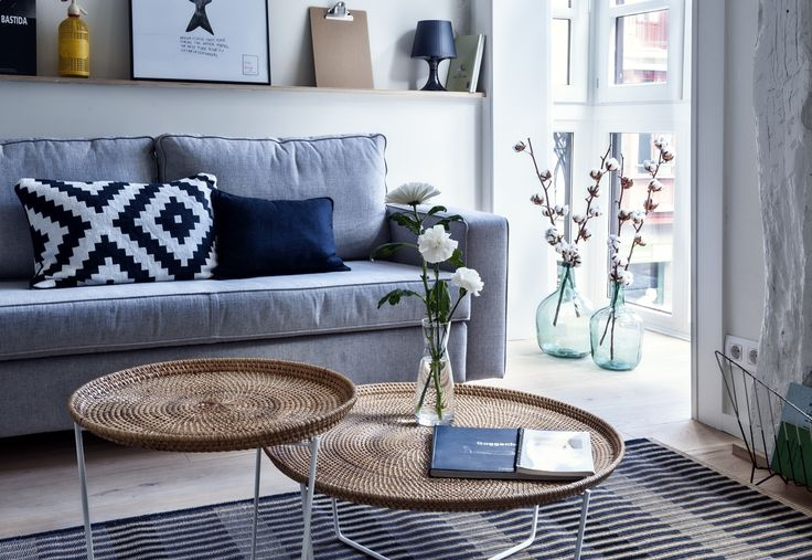Kids hanging around? No worries, we have round coffee tables so they won't hurt themselves...